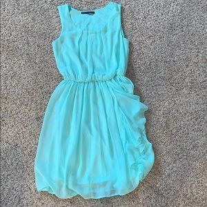 Maurices Teal Dress